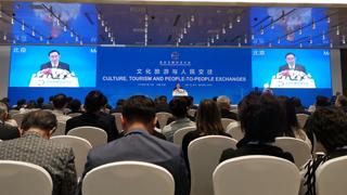 文旅部部长雒树刚:文化和旅游融合发展可有效促进亚洲文明深度交融