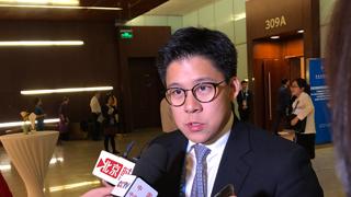 霍启刚:期待国家给香港更多机会