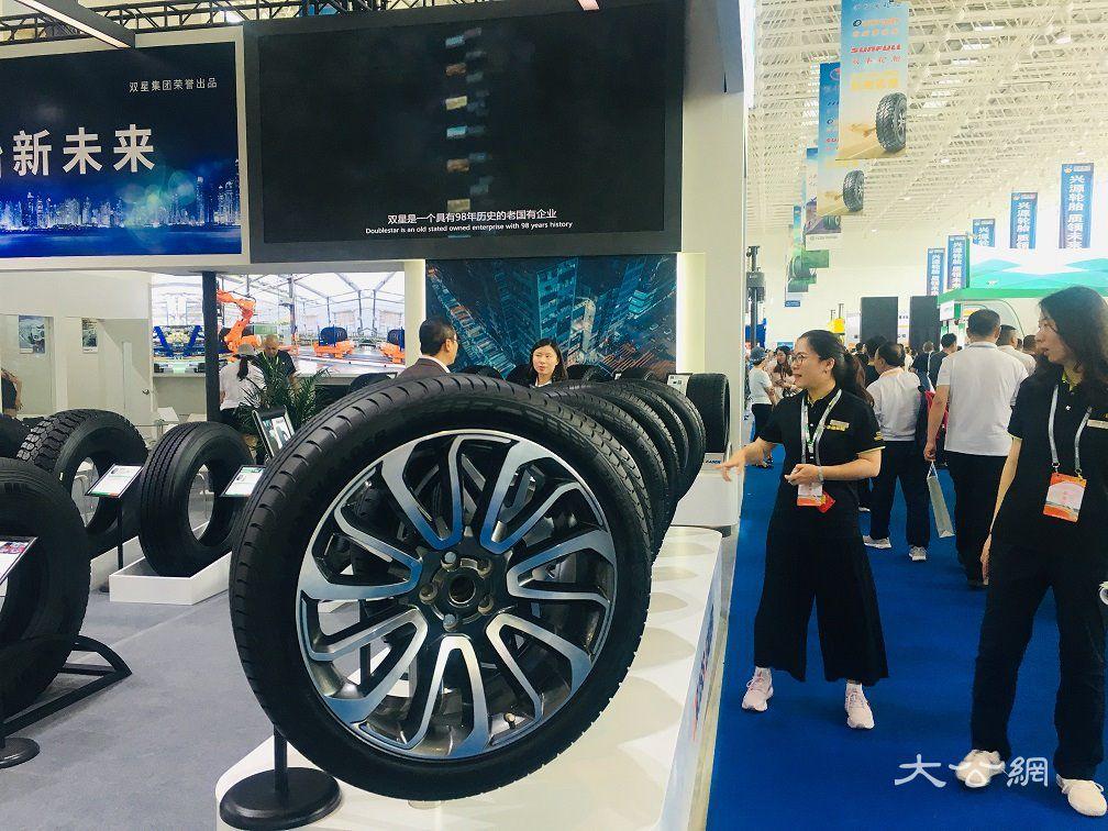 """中国轮胎出口欧美呈下滑趋势 """"一带一路""""沿线活跃度提升"""