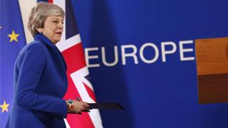 英首相為脫歐協議加入新建議 將第四度闖關議會