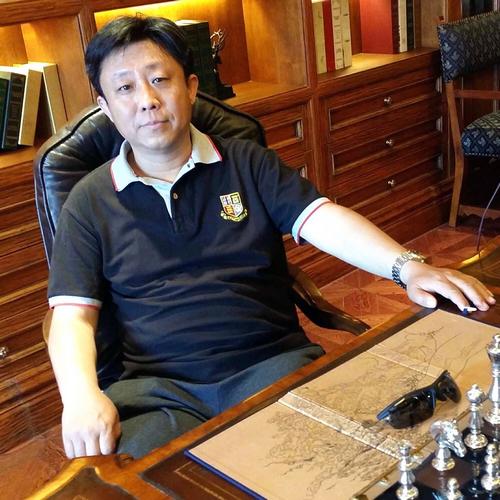 当代实力派艺术名家胡九军的艺术世界