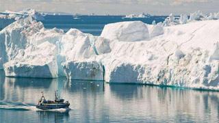 全球暖化不刹车 海平面升逾两米