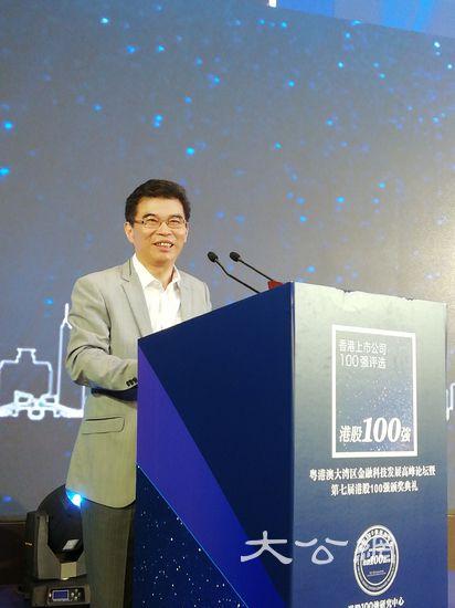 王理宗:中國企業需耐心、恆心和專心