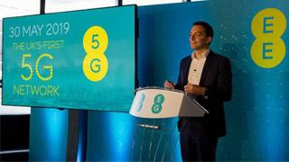 华为助阵 英伦六市首开5G服务