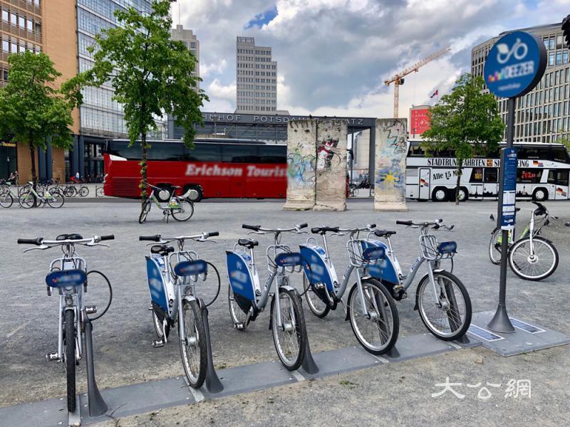 ?柏林漫言\自行車\余 逾