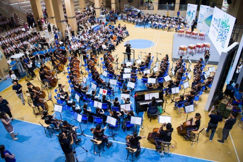 东莞长安举行暑假六大主题活动 预计受益青少年超10万人次