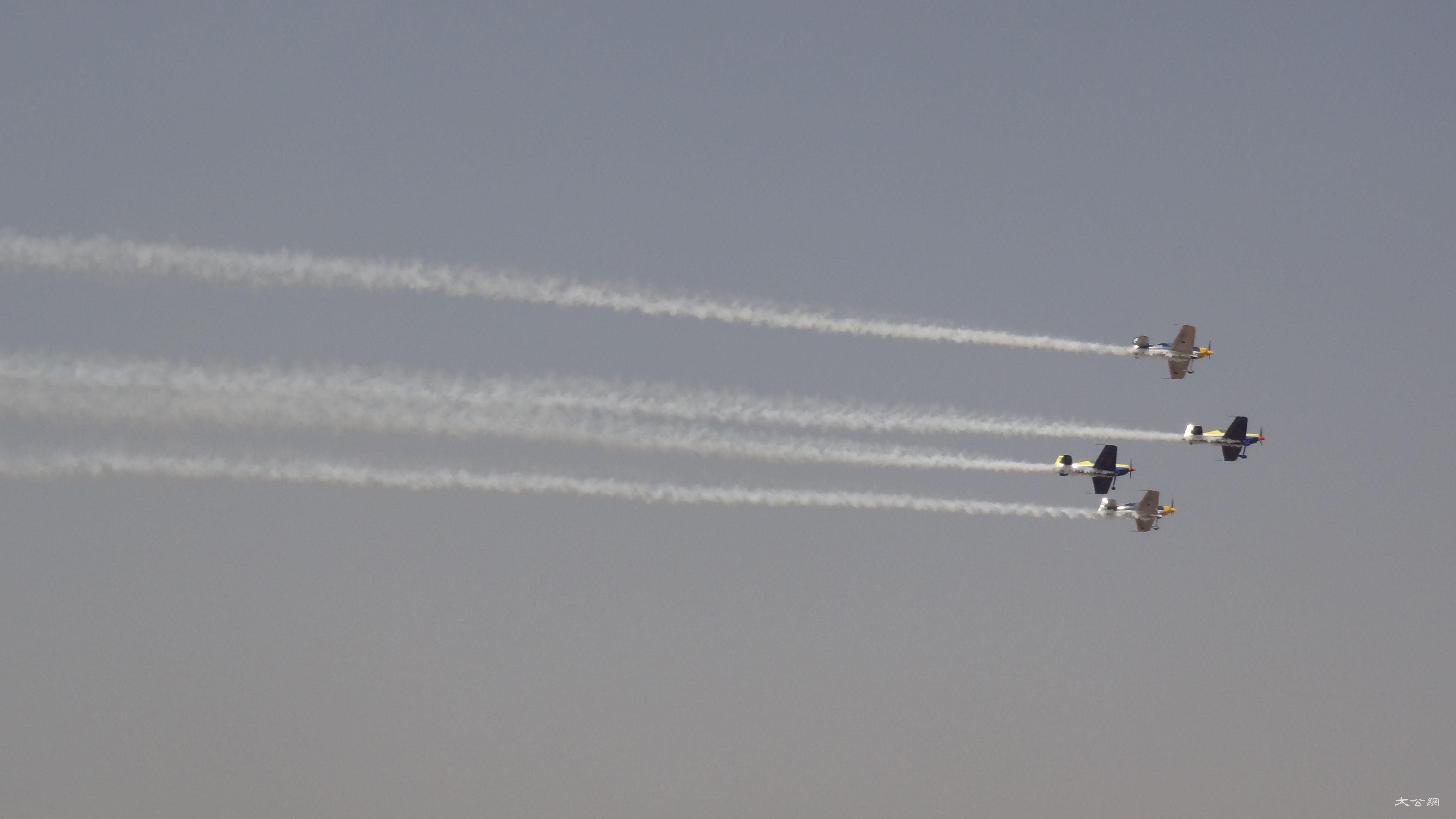 第十一屆安陽航空運動文化旅遊節開幕