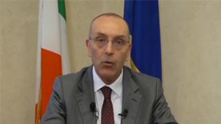 意大利政要:单边主义没有未来 贸易问题上与中国同一立场