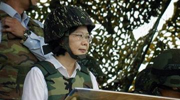 蔡英文一段视频曝光 国民党怒批:她是台湾最大敌人