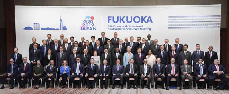 G20财长共识 贸易战恶化威胁全球