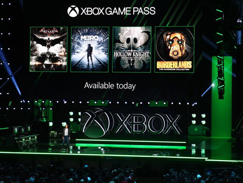 微軟十月公測電玩流媒體服務