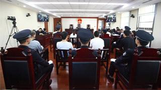 六团伙长期盘踞中关村电子市场强迫交易 50余人获刑