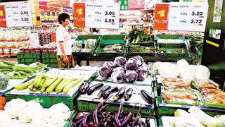 商务部:上周食用农产品和生产资料价格小幅回落