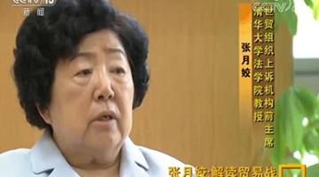 WTO上诉机构前主席的朋友:做好自己 撼山易 撼中国难