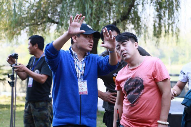 ?从摄影师到电视剧导演 全赖有感而发\大公报记者 刘毅