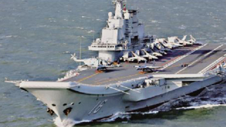 ?國產補給艦護航 外界料:遼寧號可達夏威夷