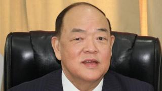 贺一诚正式宣布参选澳门特区第五任行政长官