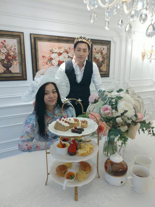 ?享受英式下午茶