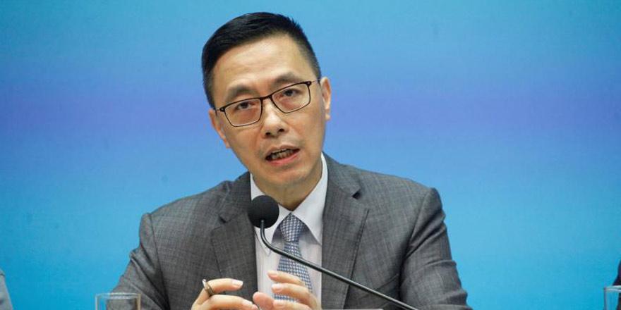 杨润雄向青年学生发信:愿意聆听大家的声音
