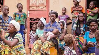 去年全球七千万人流离失所破纪录
