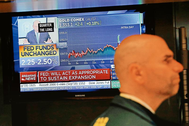 ?妙言要道\聯儲修改利率指引 降息大門已經打開