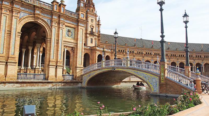 ?最美的西班牙广场