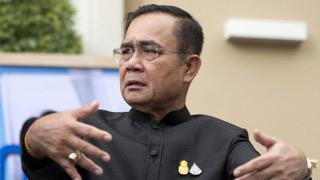 巴育称泰国已摆脱动荡局势 具备可持续发展潜力