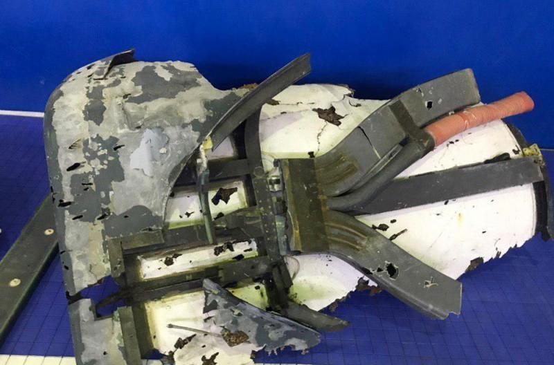 伊将领:击落无人机为警告美载人军机