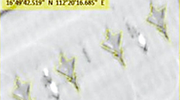 ?CNN:四架歼10首次部署永兴岛 部署已超过10天