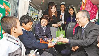 刘江华:特首和政策局会与年轻人继续接触沟通