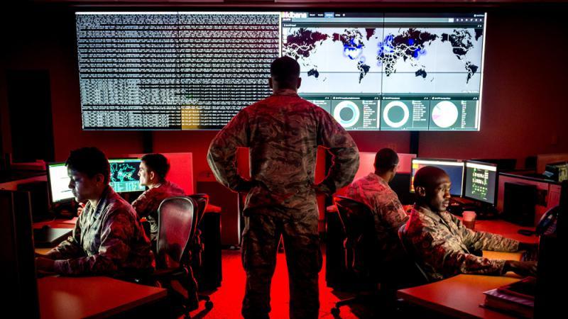 美发起网攻瞄準伊导弹系统 德黑兰吁欧盟尽快援助