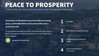 """美推3900亿""""和平""""方案 巴勒斯坦拒被收买"""