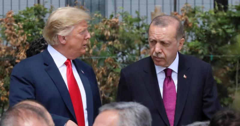 ?特朗普G20將晤中俄土德首腦