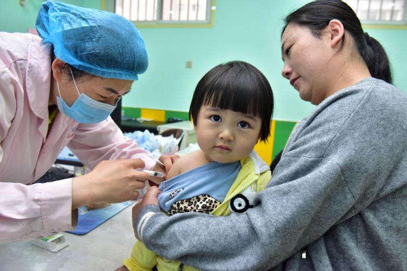 疫苗法三审 提高罚款额度