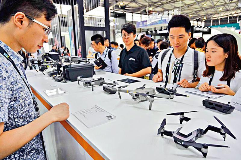 大疆在美设厂  应对需求高速增长