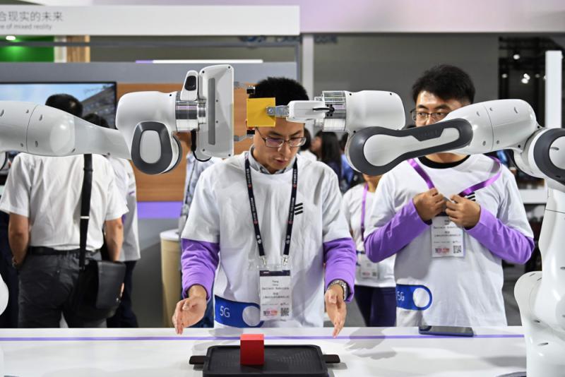 ?機械人2030年將取代兩千萬崗位