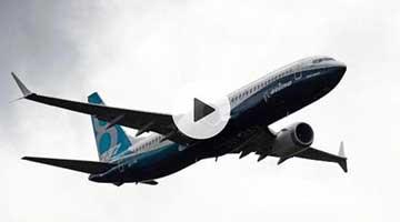 波音737 MAX飛機又暴缺陷 重飛計劃或再度拖后