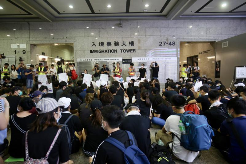 ?青年有話說\修復社會撕裂刻不容緩\梁秉堅 香港菁英會副主席、香港五邑總會副理事長