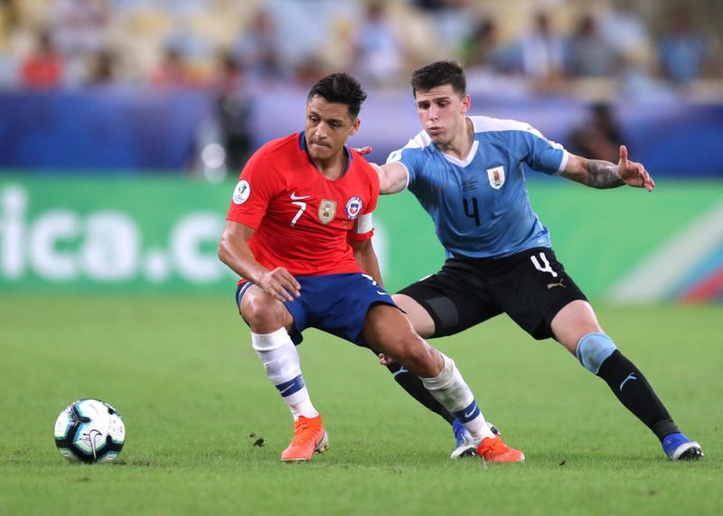 ?智利對陣哥倫比亞看高一線