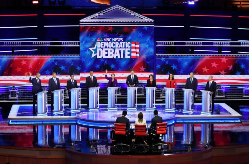 ?美民主黨初辯 新星西語回答惹議