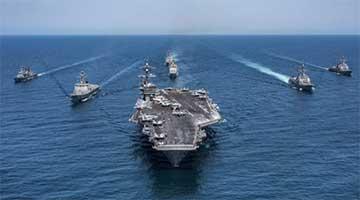 美參院通過國防授權法 鼓吹軍艦定期過臺海