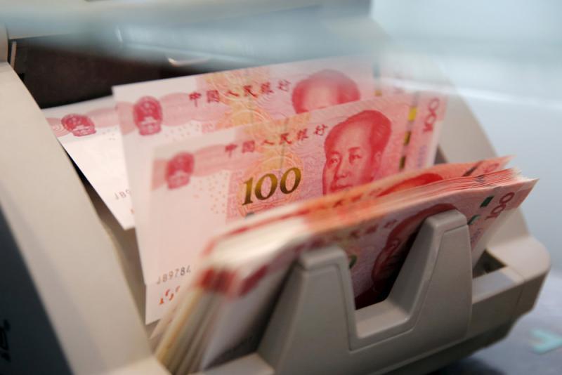 ?人幣靠穩  半年升值0.14%