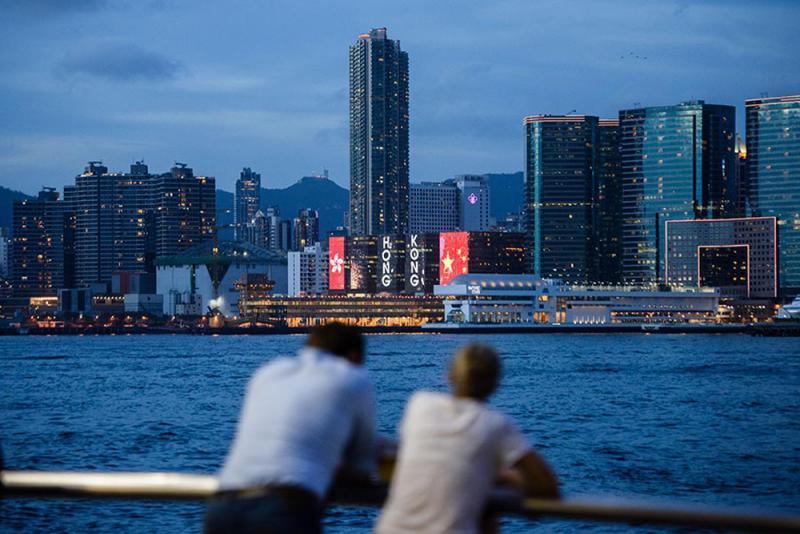 ?HK人與事/我的香港,我的家/吳 琪