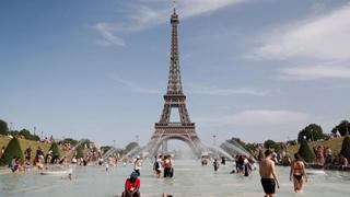 ?熱浪襲歐 法錄45.9℃高溫破紀錄