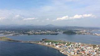 韓國濟州進入臺風季 中領館提醒注意戶外活動安全