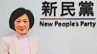 """叶刘淑仪吁""""泛民""""回归理性勿越底线"""