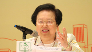 譚惠珠:港府和市民的關係會更加密切