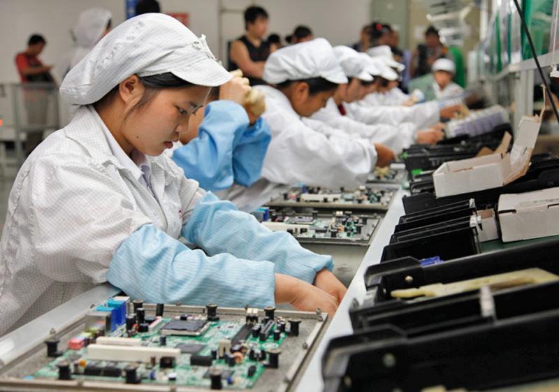 ?6月PMI再跌 臺製造業緊縮持續