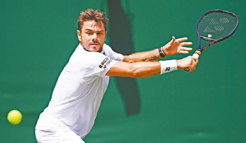 ?溫布頓網球公開賽\華連卡輕取比利時球手