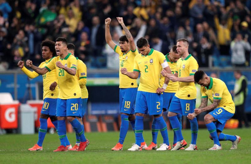 ?巴西晉決賽可看好